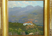 Ferdinand Kaufmann California Painting