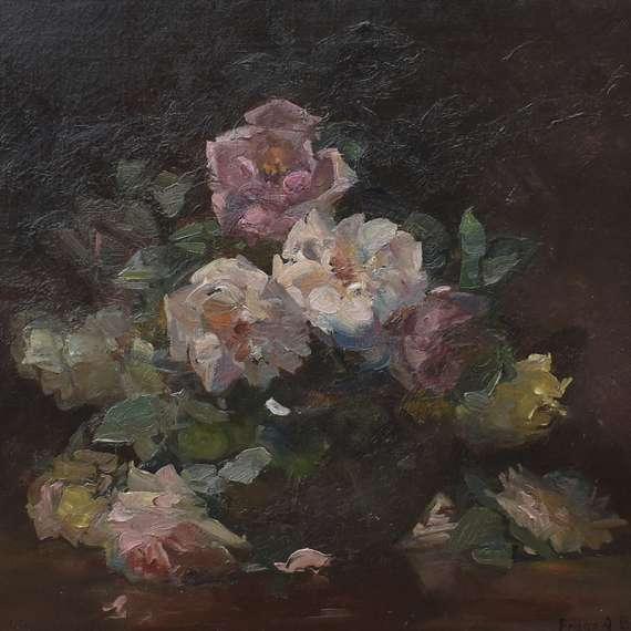 Franz Bischoff 'Roses'