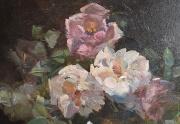 Franz Bischoff Painting Macro