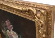 Franz Bischoff Roses Corner Frame