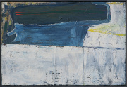 Fred Martin Abstract Painting