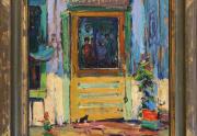 George Demont Otis California Painting