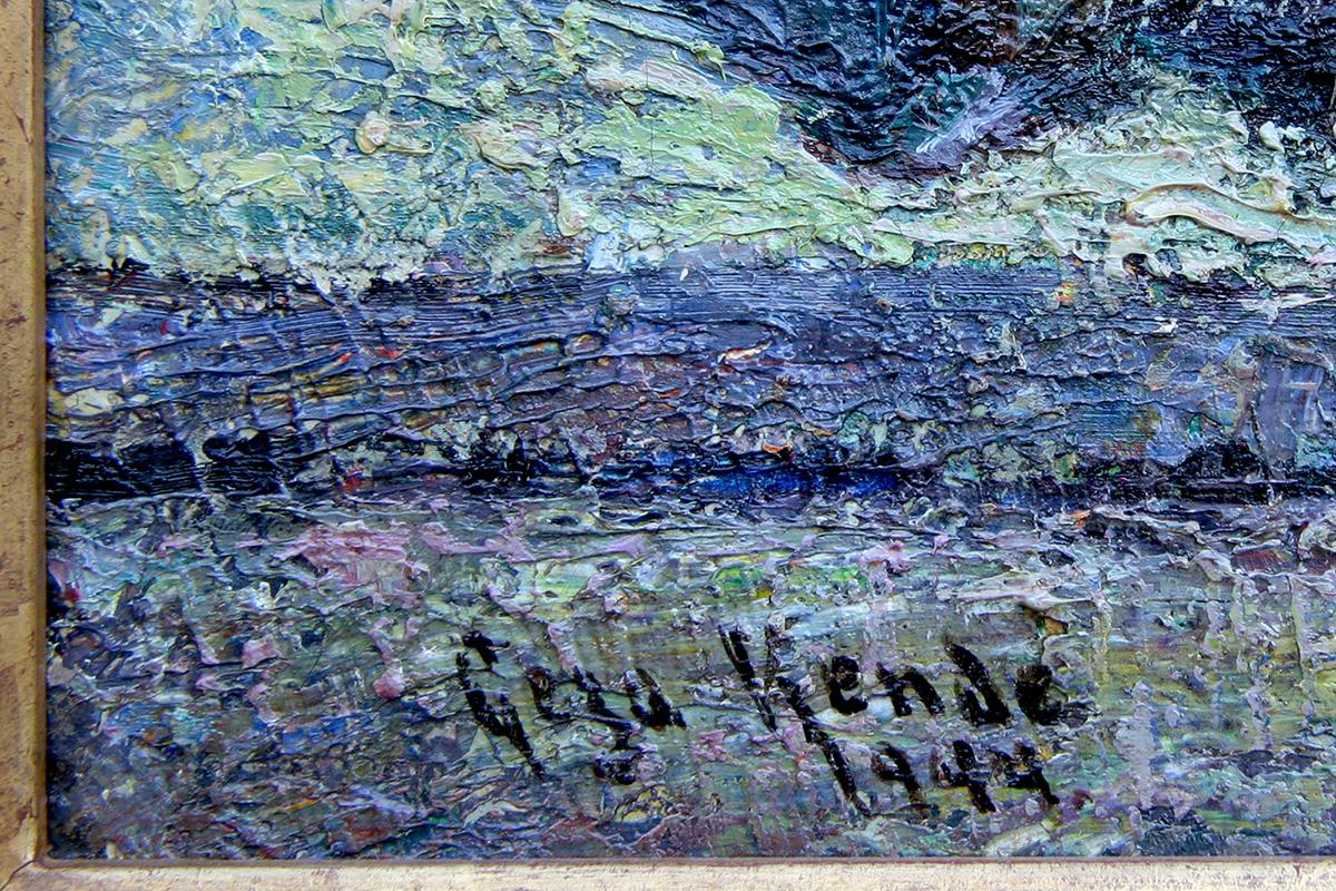 geza-kende-painting-signature
