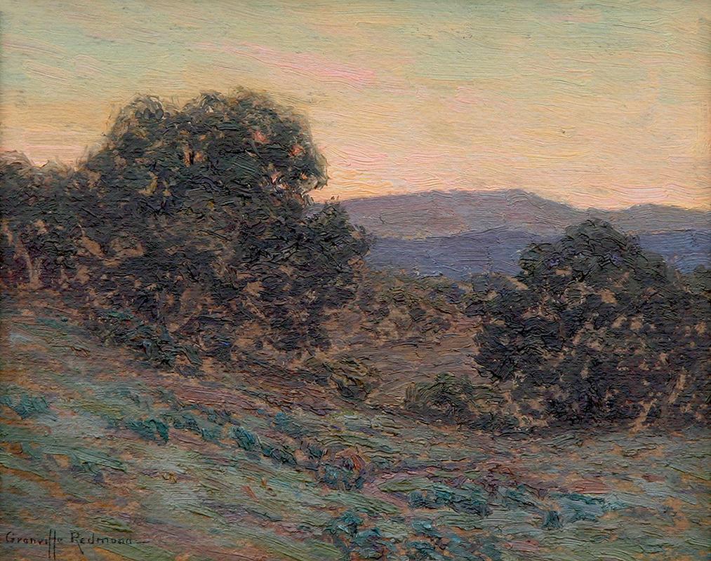 granville-redmond-california-art