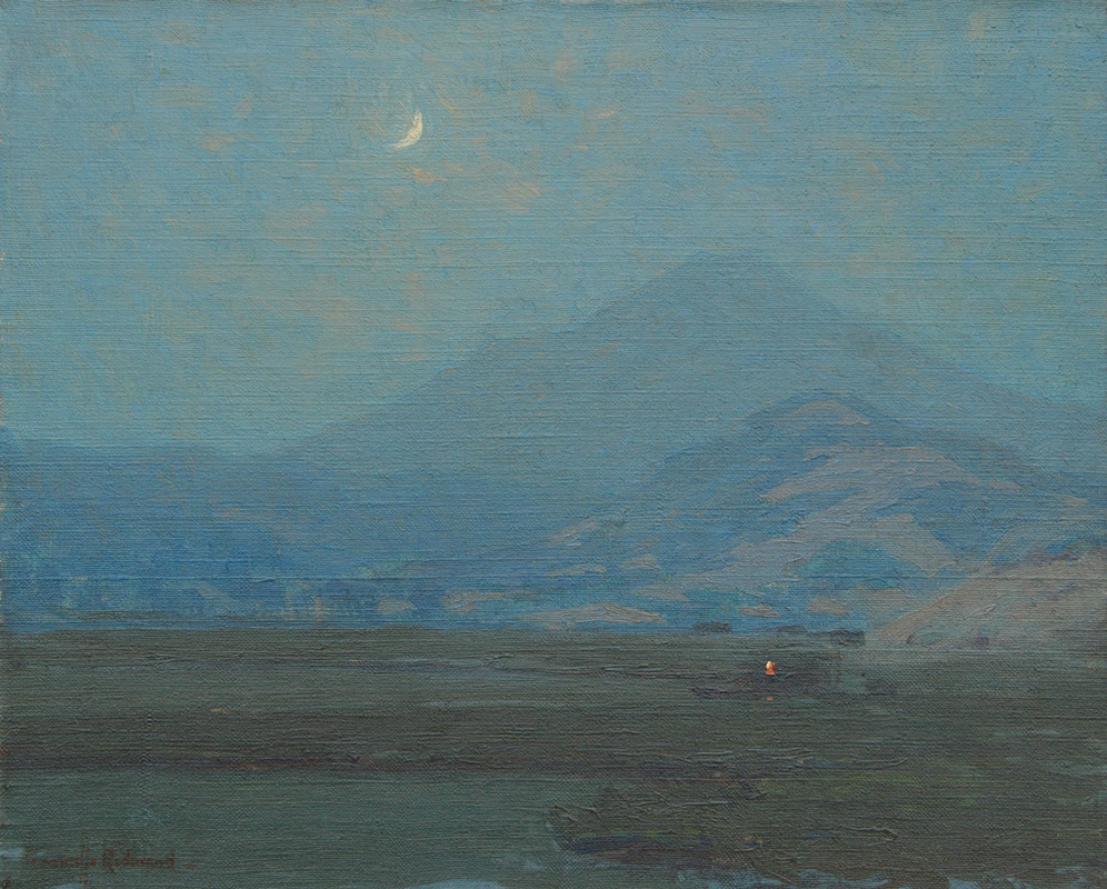 granville-redmond-painting