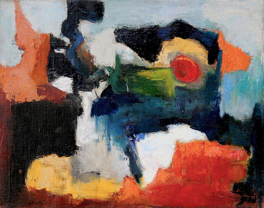hayward-king-abstract-painting
