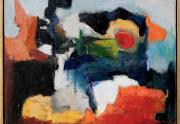Hayward King Abstract Artwork