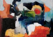Hayward King Abstract Painting