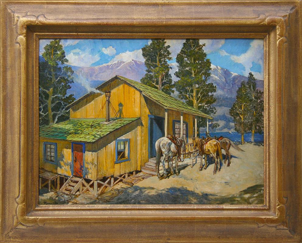 hernando-villa-california-painting