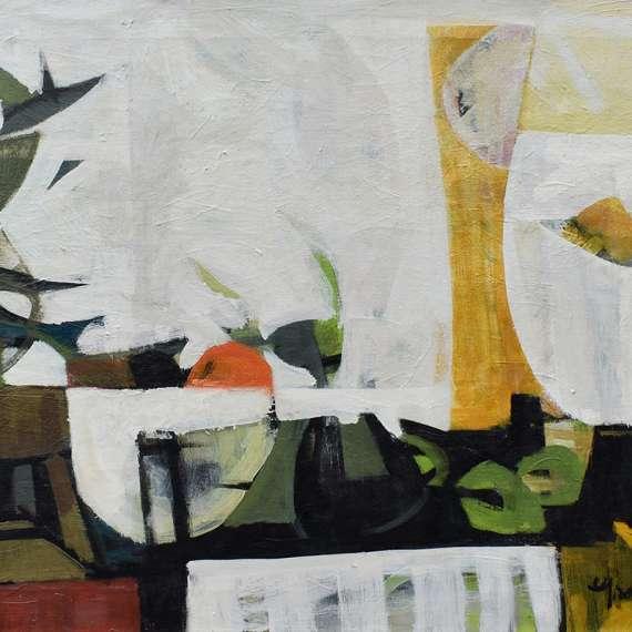 James Grant 'Abstract Still Life'