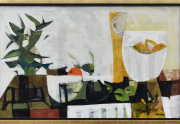 James Grant Abstract Painting Framed