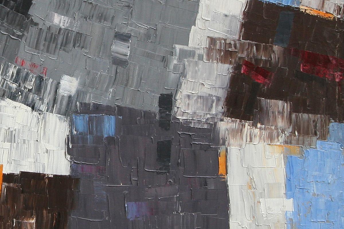 James McCray artwork closeup
