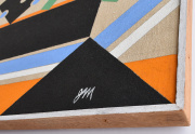 James McCray Painting Signature