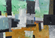 James McCray Abstract Painting