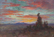 John Bond Francisco Painting