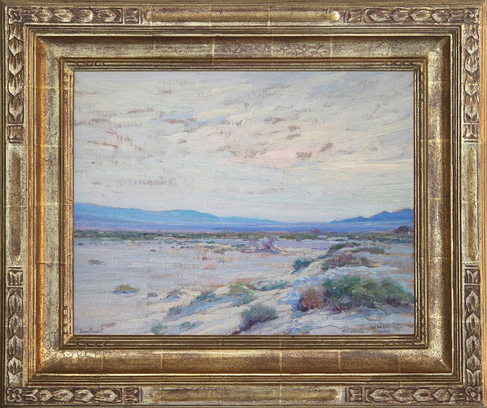 john-frost-painting-framed