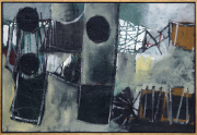 John Hultberg Painting Framed