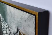 John Hultberg Painting Corner Close Up