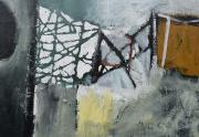 John Hultberg Painting Close Up