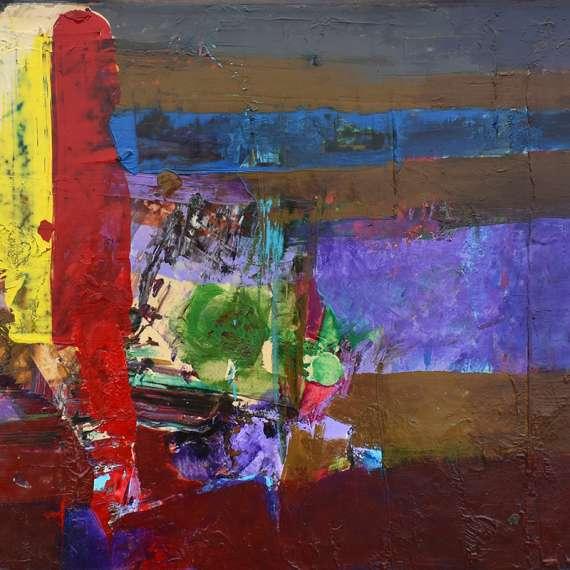 John Saccaro 'Desert Bloom'
