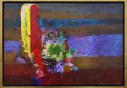 John Saccaro Abstract