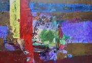 John Saccaro Artwork Closeup