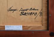 John Saccaro Signature Back Closeup