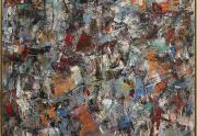 John Saccaro Abstract Painting