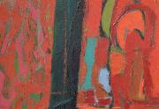 Joseph Fiore Artwork Close Up