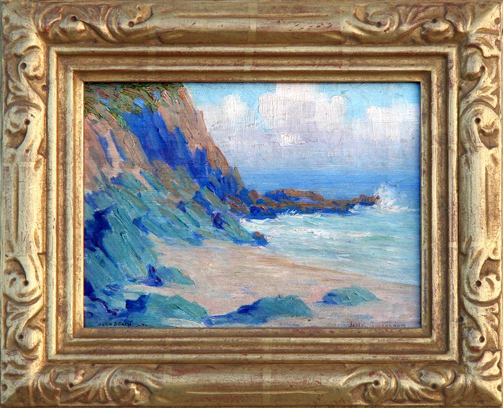 joseph-greenbaum-california-painting