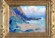 Joseph Greenbaum California Painting
