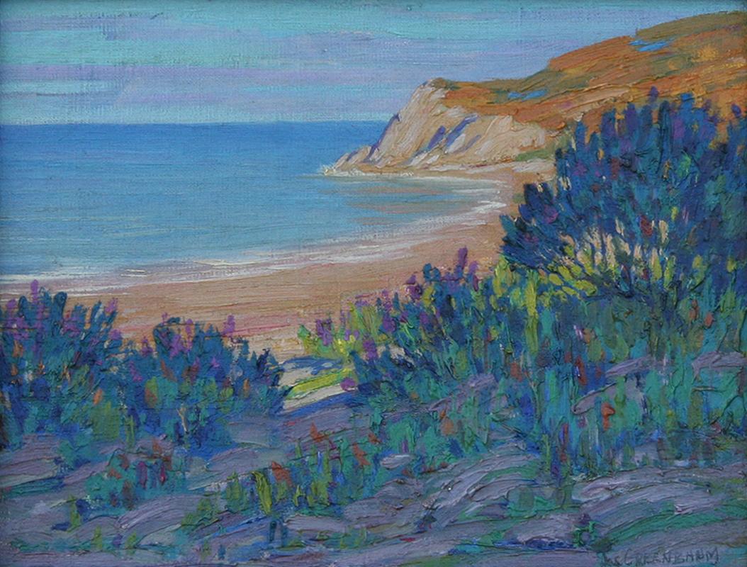 joseph-greenbaum-painting