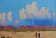 Joseph Greenbaum Navajo Country 24x30 Oil on Canvas