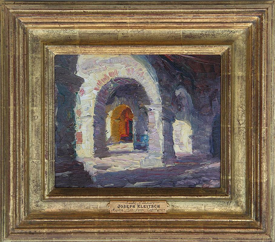 joseph-kleitsch-impressionist-painting