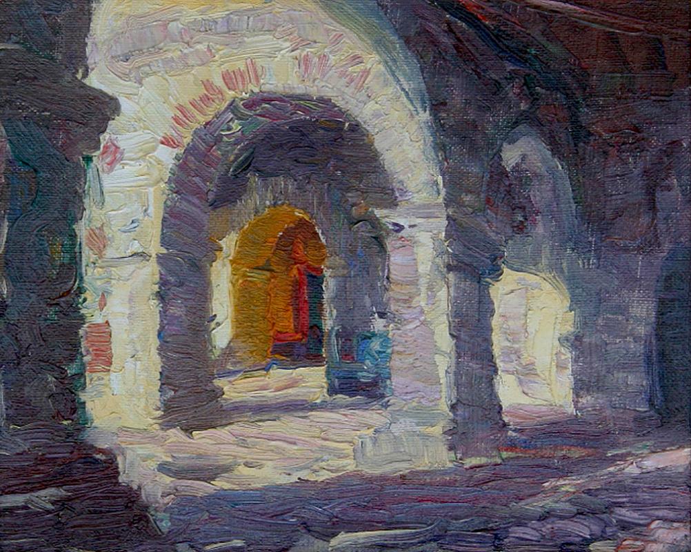 joseph-kleitsch-painting