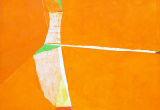 Karl Kasten Abstract Painting