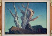 Leland Curtis Painting