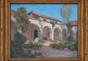 Leland Curtis San Juan Capistrano Painting