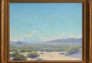 Leland Curtis California Painting