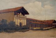 Manuel Valencia Painting