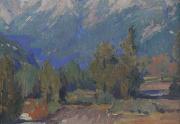 Marion Wachtel Sierra Painting