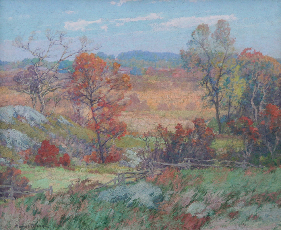 maurice-braun-painting