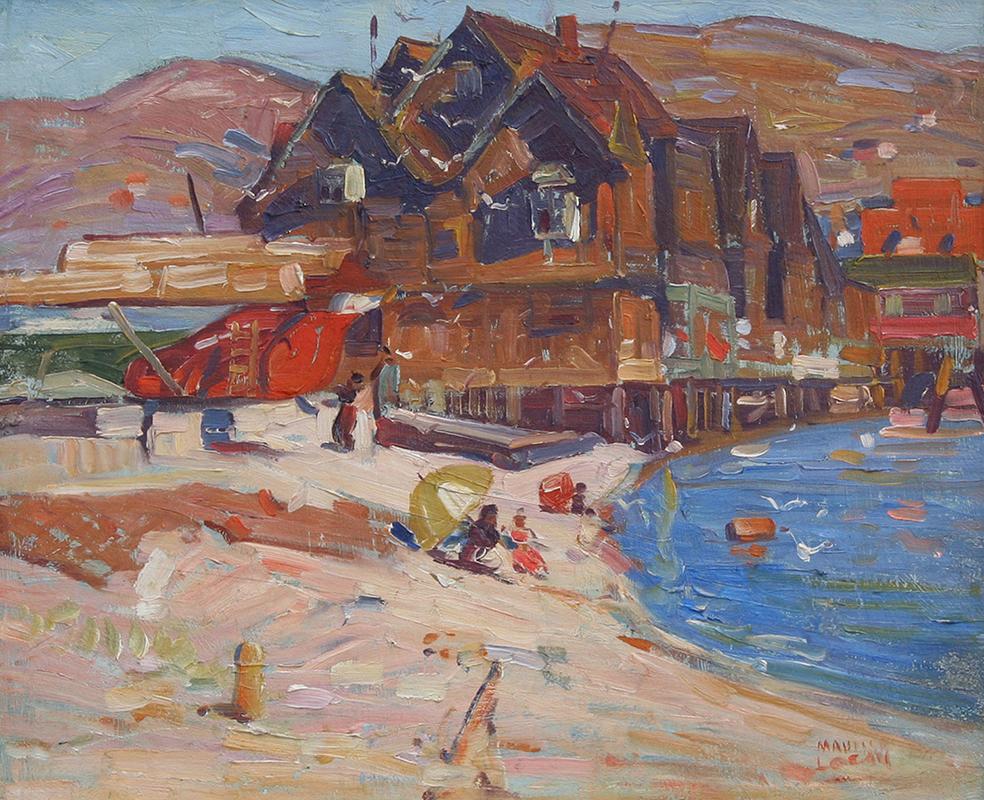 maurice-logan-painting