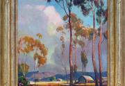 Orrin White Catalina Painting