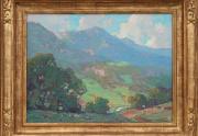 Orrin White California Painting