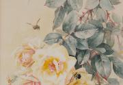 Paul de Longpre Painting