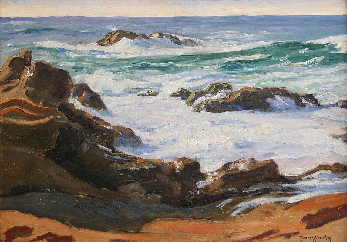 paul-dougherty-painting