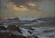 Paul Dougherty Painting
