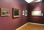 Paul Dougherty Painting Wildling Museum