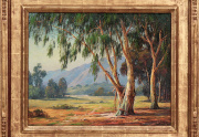 Paul Grimm Painting Framed
